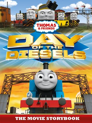 cover image of Day of the Diesels