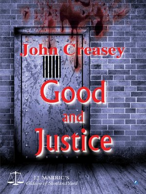 cover image of Good and Justice