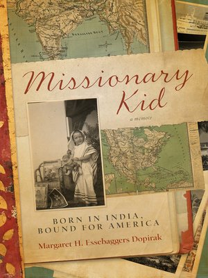 cover image of Missionary Kid