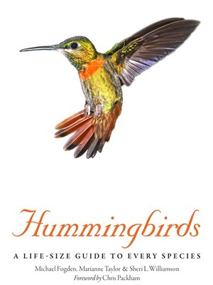 cover image of Hummingbirds