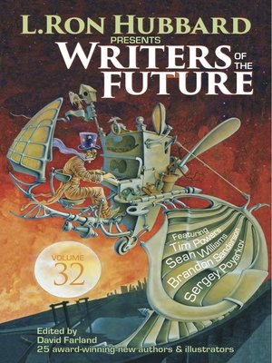 cover image of Writers of the Future, Volume 32