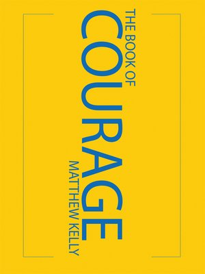 cover image of The Book of Courage