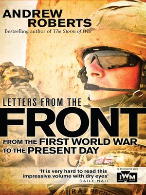 cover image of Letters from the Front