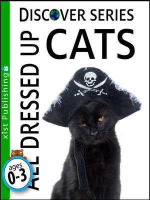 cover image of Cats All Dressed Up