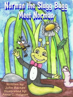cover image of Norman the Slugg Bugg