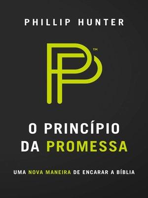 cover image of O princípio da promessa