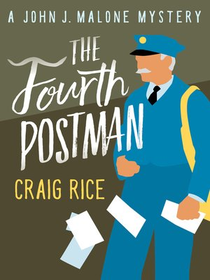 cover image of The Fourth Postman