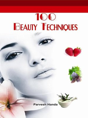 cover image of 100 Beauty Techniques