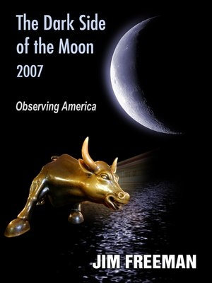 cover image of The Dark Side of the Moon 2007