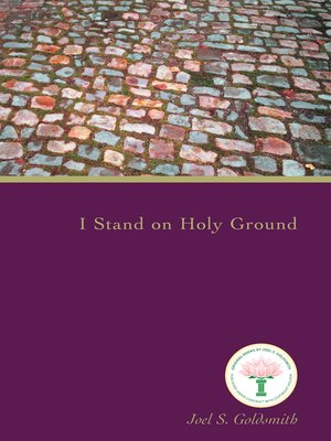 cover image of I Stand on Holy Ground