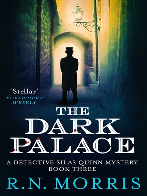 cover image of The Dark Palace