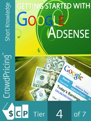 cover image of Getting Started With Googles Adsense