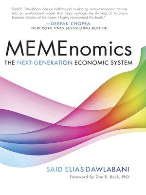 cover image of Memenomics