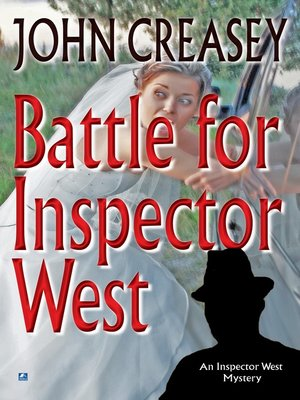cover image of Battle for Inspector West