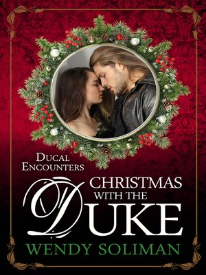 cover image of Christmas With the Duke