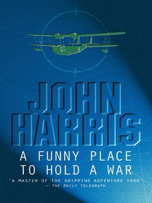 cover image of A Funny Place to Hold a War
