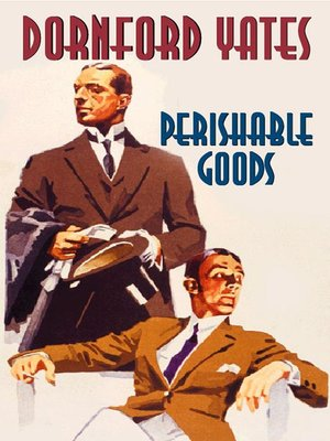 cover image of Perishable Goods