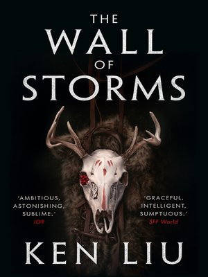 cover image of The Wall of Storms
