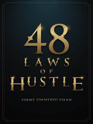 cover image of 48 Laws of Hustle