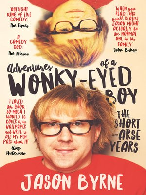 cover image of Adventures of a Wonky-Eyed Boy