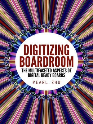 cover image of Digitizing Boardroom