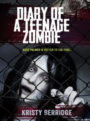 cover image of Diary of a Teenage Zombie