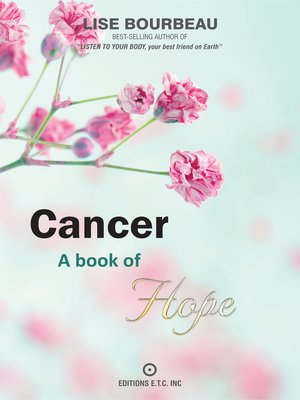 cover image of Cancer--A Book of Hope