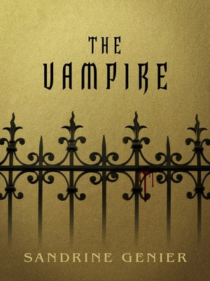 cover image of The Vampire