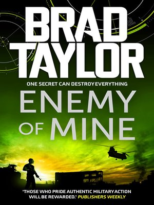 cover image of Enemy of Mine