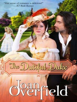 cover image of The Dutiful Duke