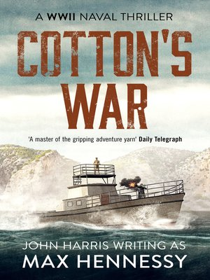cover image of Cotton's War
