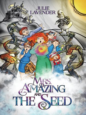 cover image of Mrs. Amazing and the Seed