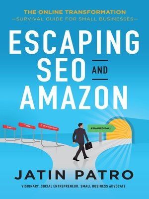 cover image of Escaping SEO and Amazon