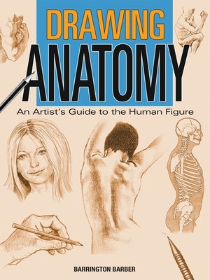 cover image of Drawing Anatomy