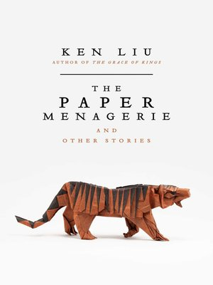 cover image of The Paper Menagerie