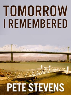 cover image of Tomorrow I Remembered