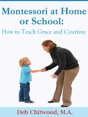 cover image of Montessori at Home or School