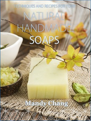 cover image of Natural Handmade Soaps