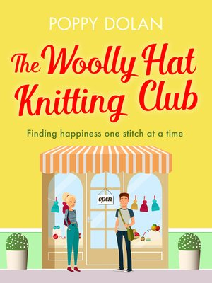 cover image of The Woolly Hat Knitting Club