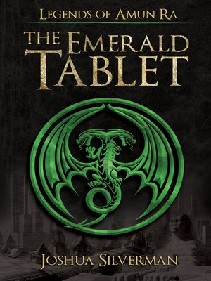 cover image of Legends of Amun Ra-The Emerald Tablet