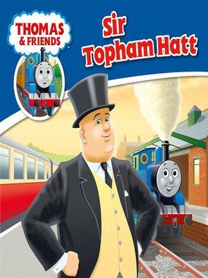 cover image of Sir Topham Hatt
