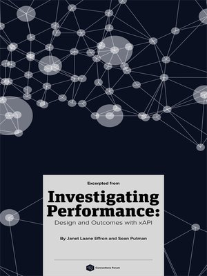cover image of (Excerpts From) Investigating Performance