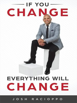 cover image of If You Change, Everything Will Change