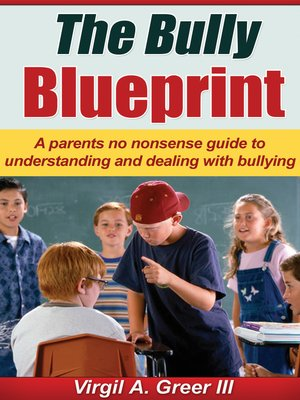 cover image of The Bully Blueprint