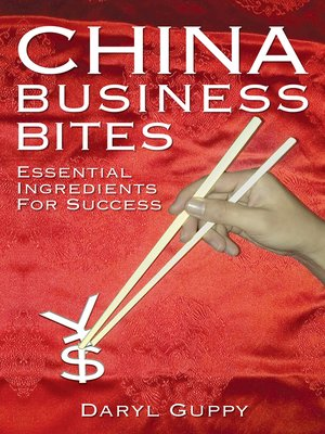 cover image of China Business Bites