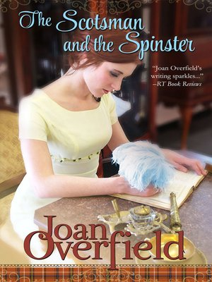 cover image of The Scotsman and the Spinster