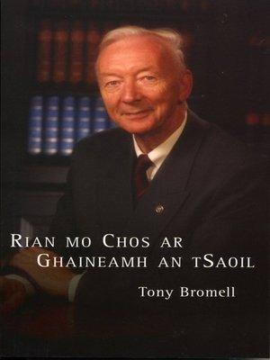 cover image of Rian mo Chos ar Ghaineamh an tSaoil