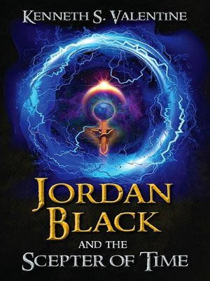cover image of Jordan Black and the Scepter of Time