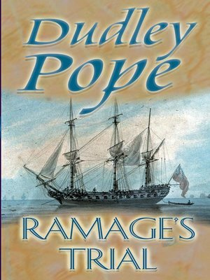 cover image of Ramage's Trial