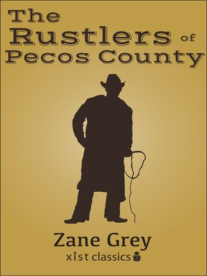 cover image of The Rustlers of Pecos County